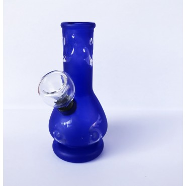 Glass Bong Blue MWB-1.a